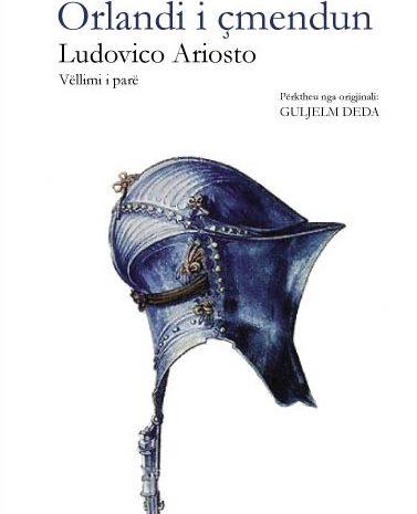 """""""Orlando i çmendun"""" nga Ludovico Ariosto"""