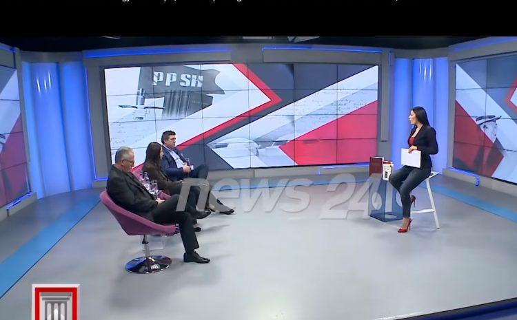 "Krimet e Komunizimit ne Emisionin "" Tempull"" ne News 24"