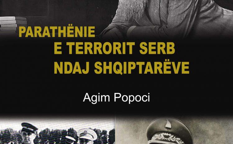 """""""Parathënie e terrorit serb ndaj shqiptarëve"""" (Përkthim)"""