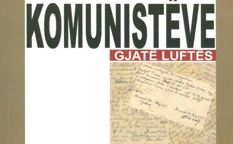 """""""Krimet e komunizmit gjatë luftës"""""""