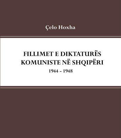 """(English) """"Fillimet e diktaturës komuniste në Shqipëri; 1944-1948"""""""