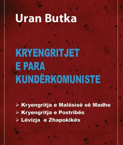 """""""Kryengritjet e para kundërkomuniste"""""""