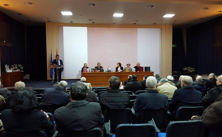 Instituti i Studimeve të Krimeve dhe Pasojave të Komunizmit prezantoi kolanën e re të librave të botuar gjatë viti 2015, nëpërmjet një konference në Muzeun Historik Kombëtar