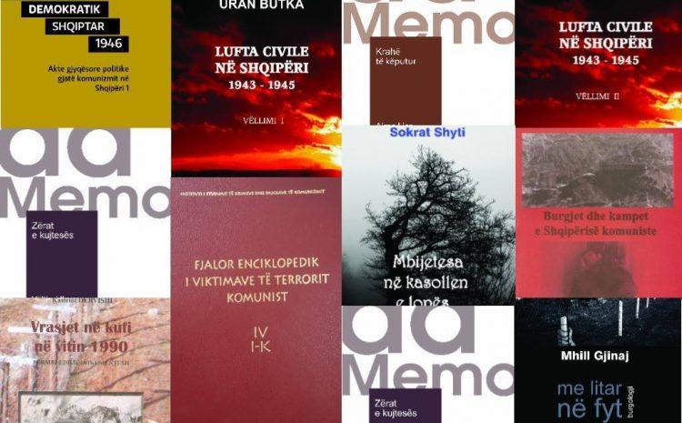 Librat e Institutit në të gjithë Shqipërinë