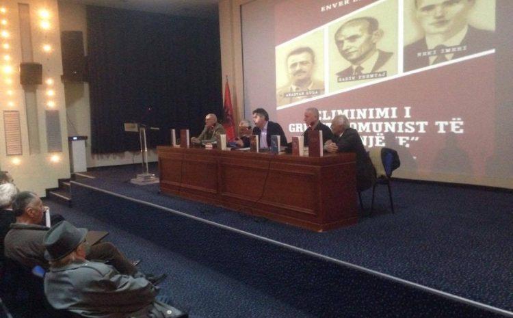 """""""NË EMËR TË POPULLIT""""- konferencë mbi dokumentet e reja që hedhin dritë mbi diktaturën komuniste në Shqipëri"""