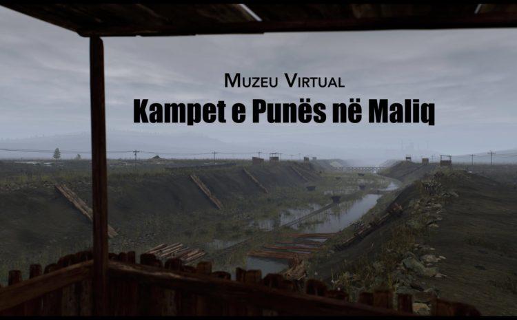 """Prezantohet filmi dokumentar në 3D """"Muzeu virtual i kampeve të Maliqit"""""""